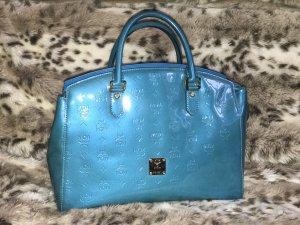 MCM Handtas lichtblauw