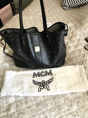 Mcm liz Medium Black shopper