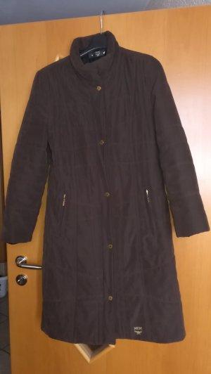 MCM Long Jacket grey brown