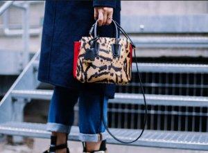 MCM Milla Gepard Tote Bag