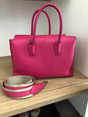 MCM Milla Pink Medium Original