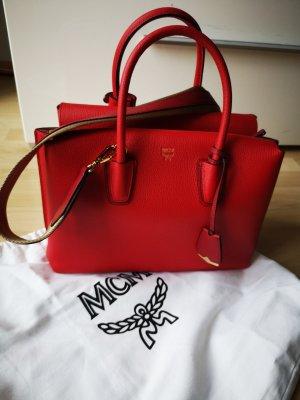 MCM Tote multicolored leather