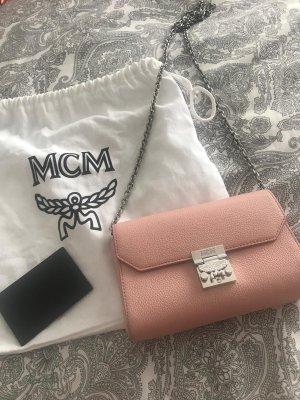 MCM Sac bandoulière multicolore cuir