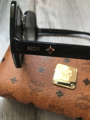 MCM Modell 614S schwarz/ Olivgrün  neu mit hochwertigen Etui 249€