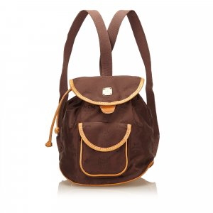 MCM Backpack dark brown