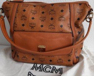 MCM original Handtasche Schultertasche