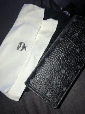 MCM Wallet black-slate-gray