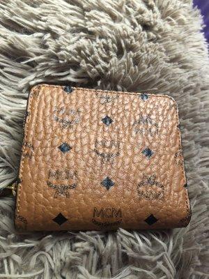 MCM Wallet brown-black