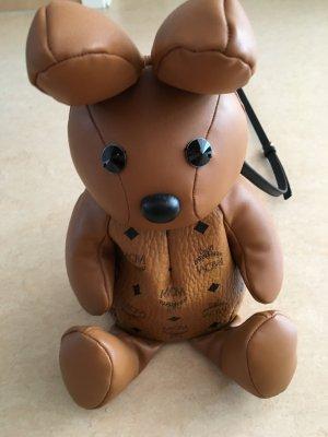 MCM Rabbit Crossbody Bag cognac /neu