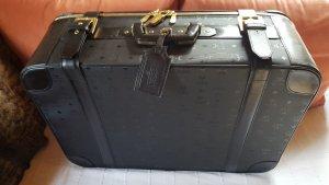 MCM Reisekoffer,  Original Signatur Classic schwarz