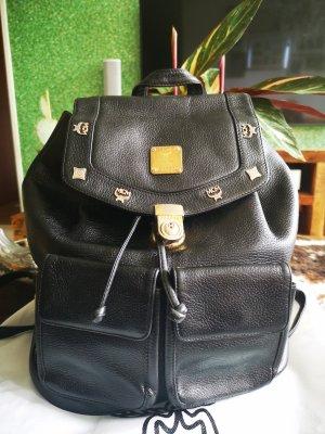 MCM Laptop Backpack black