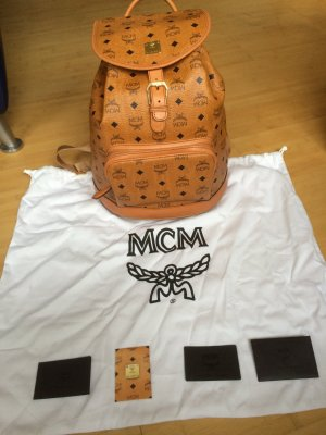 MCM Rucksack Heritage Collection