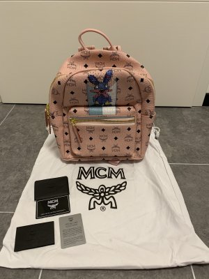 MCM Laptop Backpack multicolored