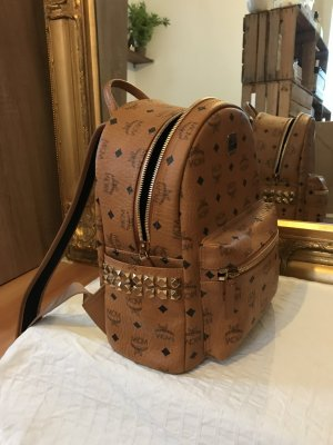 MCM Backpack multicolored leather