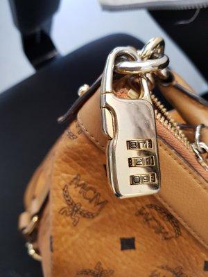 MCM Porte-clés doré