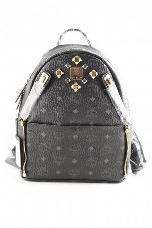 "MCM Schoolrugzak ""Dual Stark Backpack Black"""