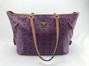 MCM Shopper lilac