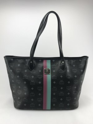 MCM Shopper black-grey