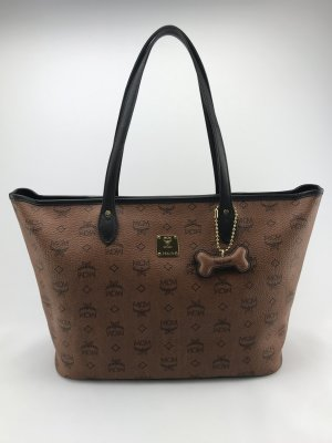 MCM Shopper brown-dark brown