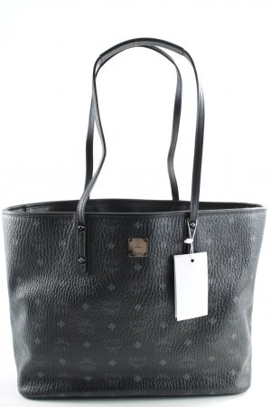 "MCM Shopper ""Anya Top Zip Shopper Medium Black"" black"