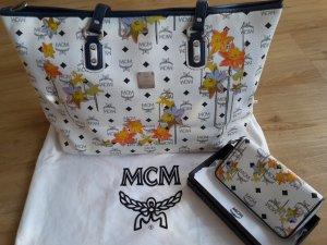 MCM Shopper & Geldbörse Essentials-Linie