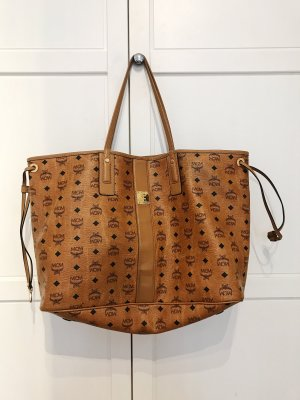 MCM Carry Bag multicolored imitation leather
