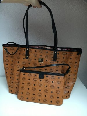 MCM Shopper multicolored