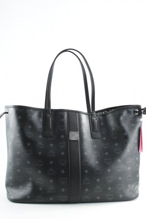 "MCM Shopper ""Liz Reversible Shopper Large Black"""