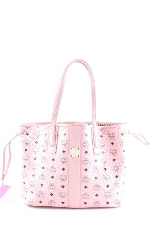 "MCM Shopper ""Liz Shopper Medium Pink"""
