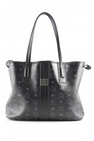 "MCM Shopper ""Liz Visetos Shopper Medium Black"""