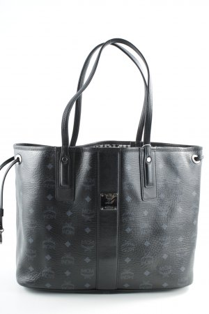 "MCM Shopper ""Liz Visetos Shopper Medium Black"" black"