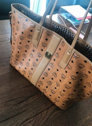 Mcm Shopper Medium original mit Rechnung