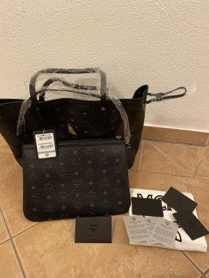 MCM Shopper mit Clutch Limited