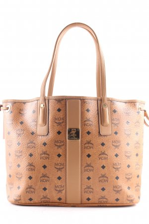 "MCM Shopper ""Project Vintage Liz Reversible Medium Cognac"""