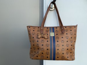 MCM Shopper Tasche Dog Bone LIMITIERT
