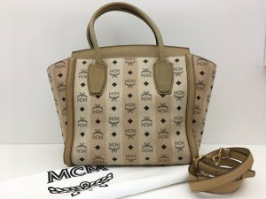MCM Shopper Tasche Road to paradise
