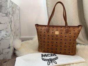 MCM Shopper Tasche Visetos Klassiker