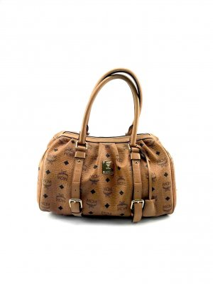 MCM Handbag cognac-coloured-brown