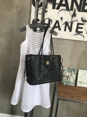 MCM Shopper black-anthracite