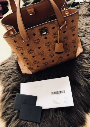 MCM Bag light brown leather