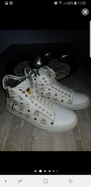 MCM Sneakers white