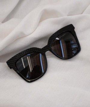 MCM Lunettes noir-brun