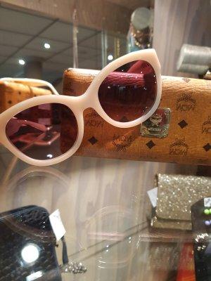MCM Gafas marrón claro