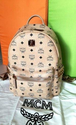 MCM Stark Backpack Rucksack Nieten
