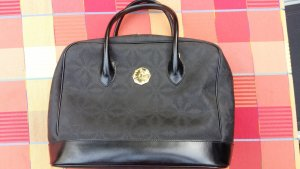 MCM Satchel black-gold-colored