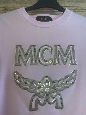 MCM Camiseta rosa