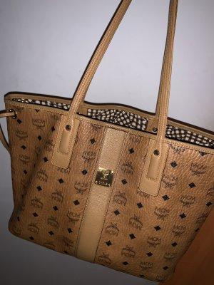 MCM Shopper beige-brown