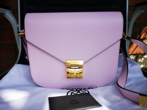 MCM Handbag rose-gold-coloured