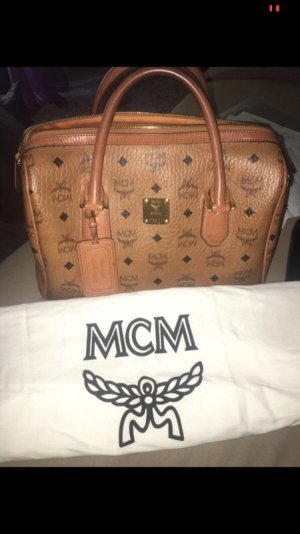 MCM Bowling Bag multicolored