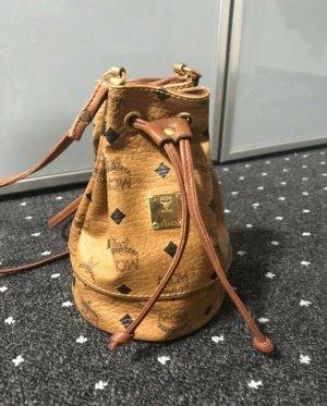 MCM Tasche Beuteltasche Vintage! 100% Original